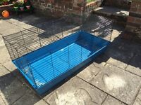 Extra large Guinea pig cage / small rabbit cage