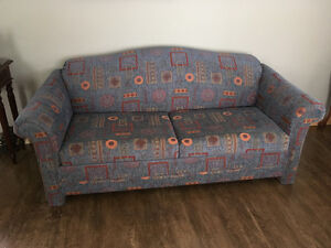 Reposting Double Sofa Bed