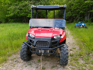 570 Polaris Ranger sell or trade for ATV