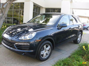 2011 Porsche Cayenne fully loaded SUV, Crossover