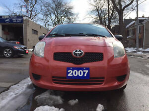 2007 Toyota Yaris LE Hatchback ***NO ACCIDENT***