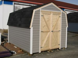 NEW YARD SHED