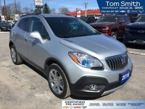 2016 Buick Encore LEATHER   - CERTIFIED - BLUETOOTH