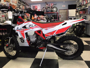 BETA 350 RRS EX DEMO GREAT SHAPE SAVE $3000 FINANCING AVAILABLE