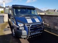 Ford Tourneo people carrier