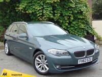 2012 62 BMW 5 SERIES 2.0 520D SE TOURING 5D DIESEL