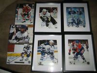 20 Authentic Sports Autographs 8 X 10 Photos COA's LOOK