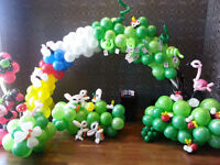 PARTY BOX - QUALITY BALLOON DECORATION