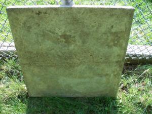 Free patio stone 24x24