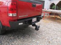 Custom bumpers, racks, welding & more