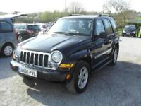 2007 JEEP CHEROKEE 2.8 CRD Limited 5dr Auto