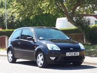 Ford Fiesta 1.4 ( a/c ) 2003.25MY Zetec,2 OWNERS,FULL MOT,LOW TAX,LOW INSURANCE