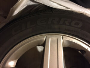 Summer Tires and Rims $550 OBO