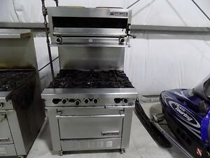 Ranges, Beer Cooler, Chairs,Tables,Fryers,Prep Tables 727-5344