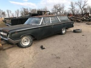 for sale 1964 mercury wagon