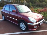 Daihatsu Sirion SL **ONLY 26k MILES** 1 Owner FULL DEALER History (14 Stamps!!)