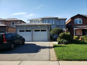 For Rent - Detached 4 bedrooms, double garage in Ajax