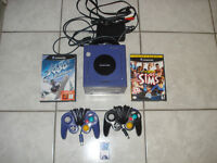 Gamecube w/2 Controllers,16MB Memory Card and 2 Games!