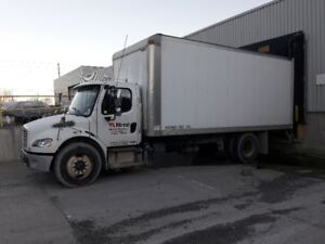 2012 Freight Liner $15,000