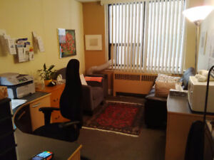 Centretown Ottawa office space for rent Tues - Wed