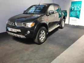 Mitsubishi L200 2.5DI-D 4WD Double Cab Pickup Animal finance available from £30