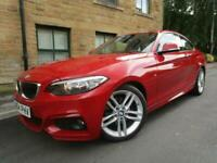 2014 BMW 2 Series 220i M Sport 2dr COUPE Petrol Manual