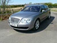 2005 Bentley Continental 6.0 W12 Flying Spur 4dr Saloon Petrol Automatic