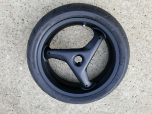 Ducati 748 916 996 998 Monster SR4 rear wheel with tire