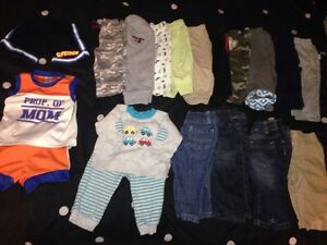 Baby items 3-18 months