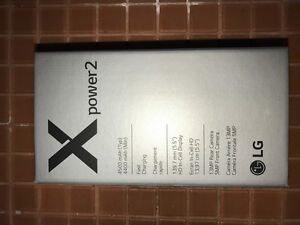✳Brand New Sealed LG X Power 2 !BEST BATTERY LIFE! M320✳