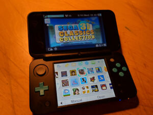 2DS XL + Micro SD 32GB Made to run better ; )