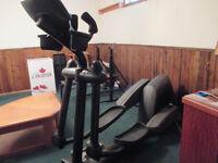 Life Fitness professional grade elliptical CrossTrainer machine.