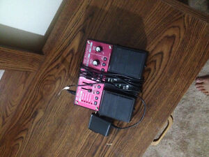 Boss RC-30 Twin Pedal - Loop Station