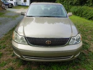 """Lexus Version 2001 Toyota Avalon XLS """"Florida Car"""""""