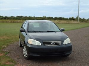 2004 Toyota Corolla CE Sedan ( New 4 All season tires )