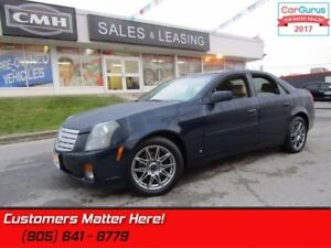 2006 Cadillac CTS Luxury  3.6L, ROOF, LEATHER