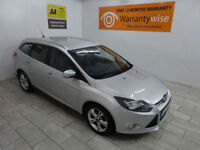 2013,Ford Focus 1.6TDCi 105bhp 99g ECOnetic Zetec***BUY FOR ONLY £33 PER WEEK***
