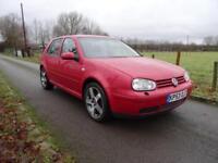 2003 Volkswagen Golf 1.9TDI GT PD 150 **RARE SPEC** LONG MOT