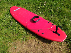 Surfboard 5'10 with bag