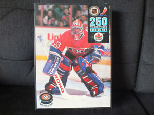 VINTAGE 1993 NHL HOCKEY PATRICK ROY CANADIENS PUZZLE