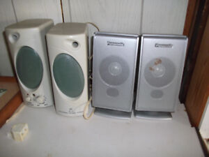 DVD ,CD players & speakers  Pkg. deal all for $40. Peterborough Peterborough Area image 2