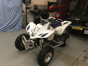 Ltz 400 new motor 2800 would like gone by this weekend