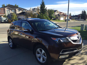 2010 Acura MDX Tech package SUV, Crossover