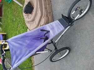 Good quality jogging stroller