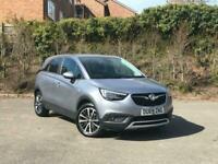 2019 Vauxhall CROSSLAND X X Elite 1.2 110ps EcoTec - ONLY 10101 MILES Hatchback
