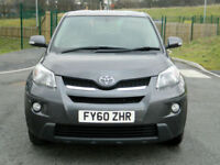 2011 Toyota Urban Cruiser 1.4D-4D AWD Euro 5 WITH F/T/S/H+4X4+BRILLIANT CAR