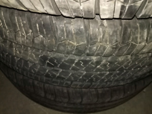 4 x 2557517 255/75r17 Goodyear été summer