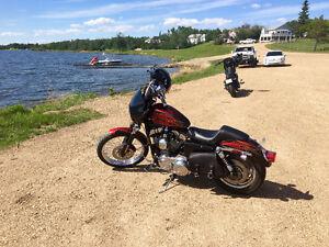 2002 Harley Davidson Sportser