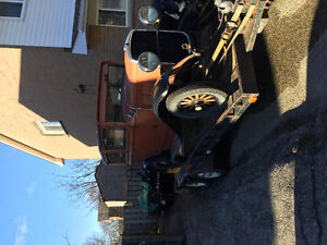 Clean 1929 desoto 2 door, make a serious offer