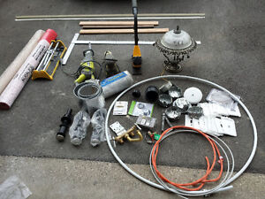 tools and electric stuff